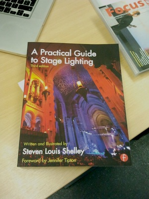 Steve Shelley Stage Lighting Book Third Edition